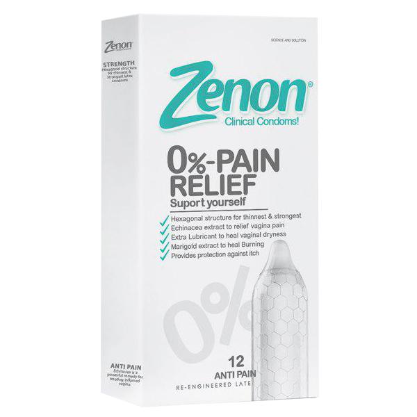 کاندوم Zenon
