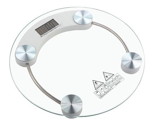ترازو وزن کشی دیجیتال شیشه ای 8 میل personal scale