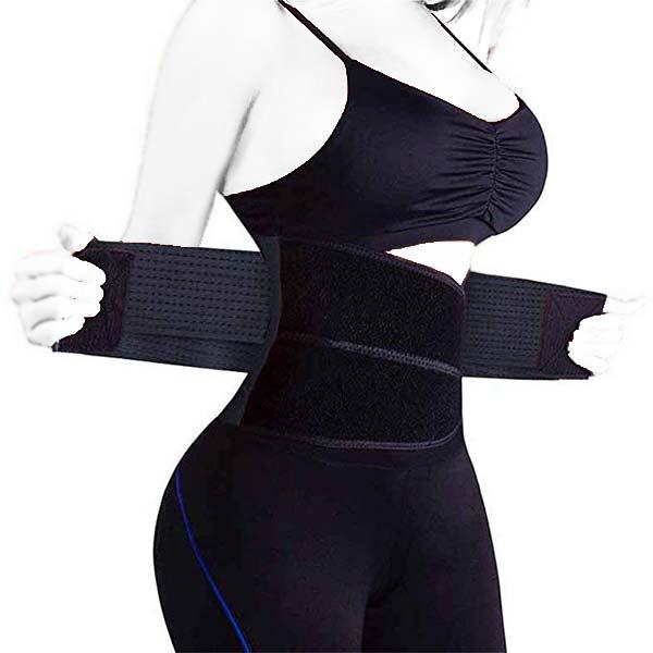 کمربند لاغری کش دوبل زنانه